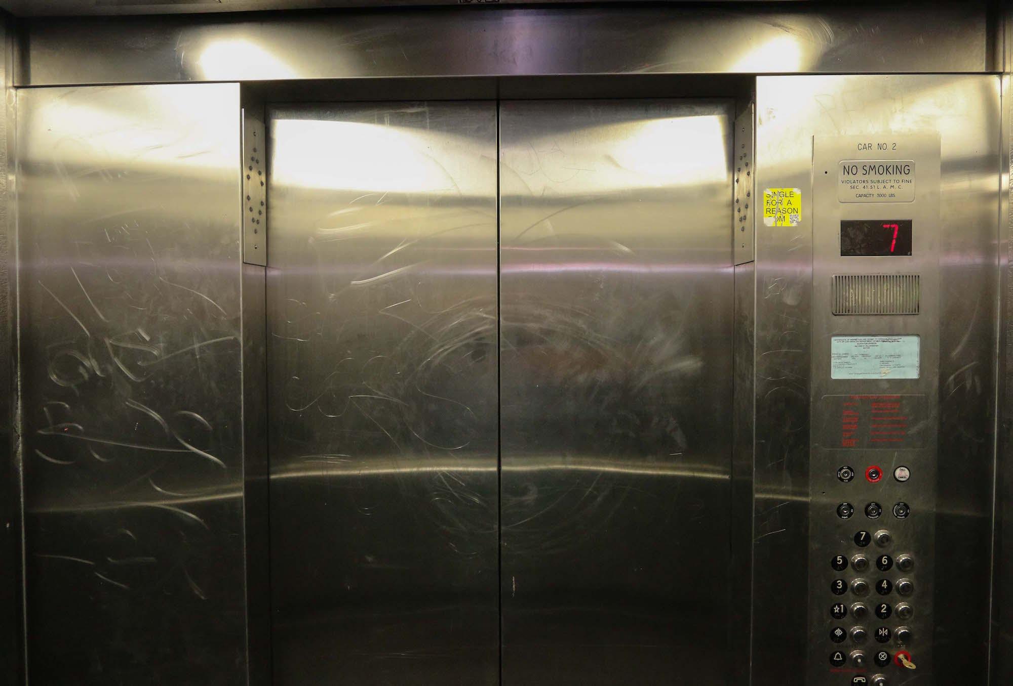 Elevator-film-Long Island